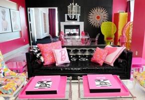 Barbie Suite, no Palms, em Las Vegas