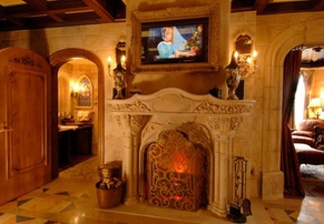 Cinderella Castle Suite, em Orlando, nos Estados Unidos