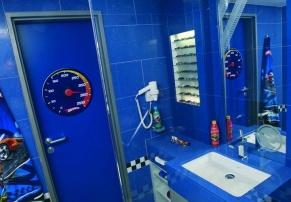 Hot Wheels Themed Room, em Timmendorfer Strand, na Alemanha