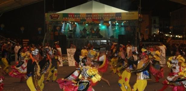 São João: maior festa regional do Brasil acontece na Bahia (20/05/2011) - Divulgação