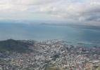 Montanha da Mesa, na África do Sul, é uma das novas maravilhas - EFE/Nic Bothma